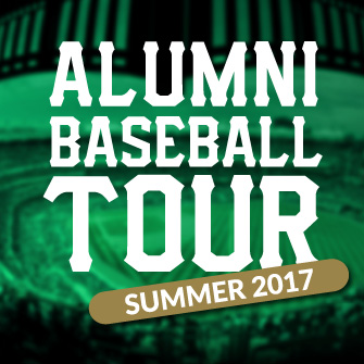 alumni baseball tour 2017