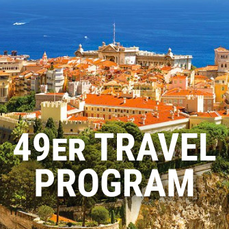 take a trip with the 49er travel program
